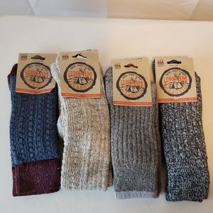 Wiguam Bundle of 4 pairs of socks